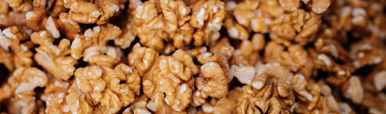 Frutos secos: comida sana para deportistas