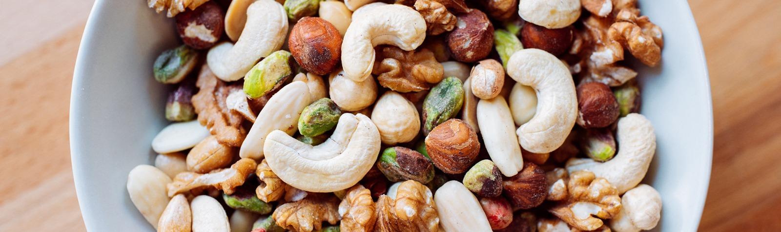 Frutos secos: salud en la palma de tu mano