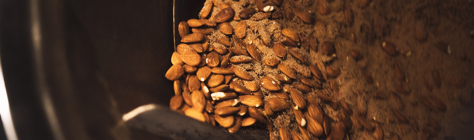 Los beneficios de los frutos secos tostados