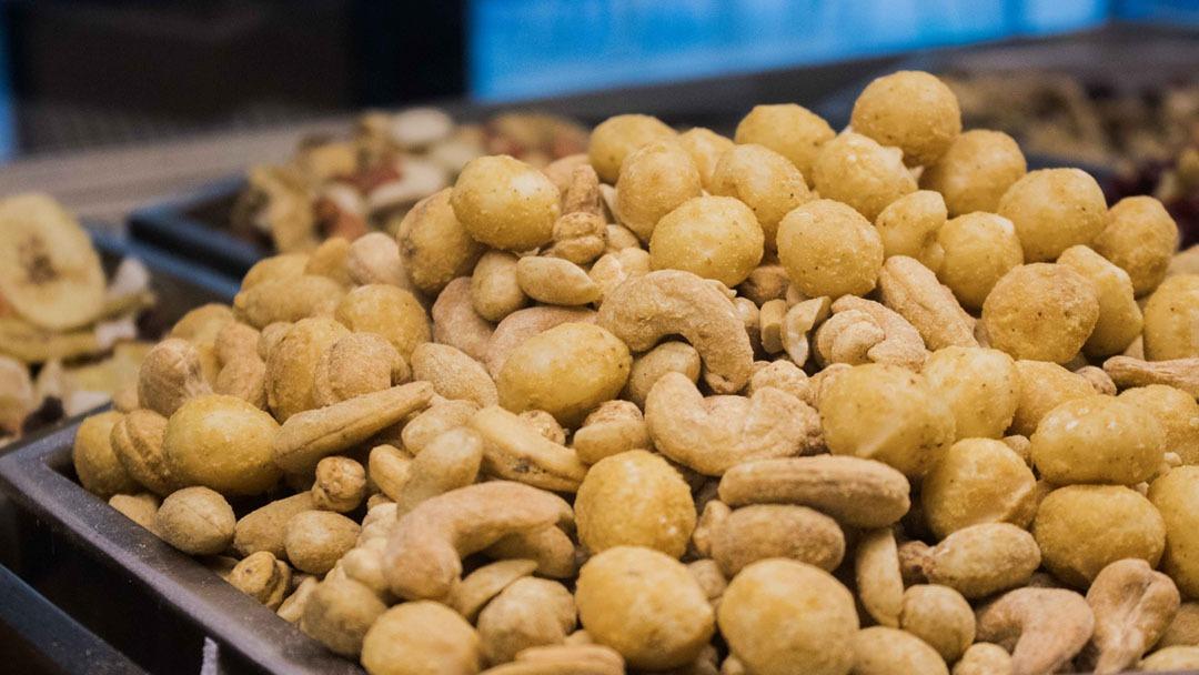 Cómo conservar tus frutos secos en perfecto estado